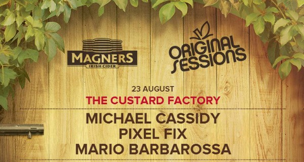 magners original sessions birmingham