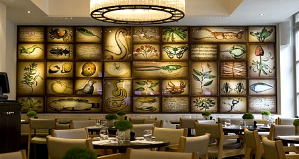 botanist review london