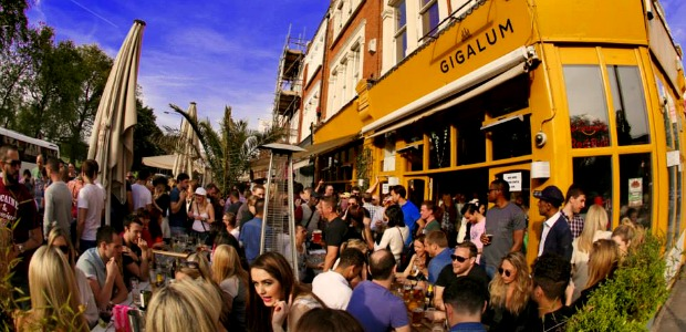 Gigalum Clapham review London