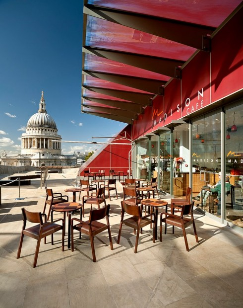 Madison One New Change | Rooftop Bar and Terrace London