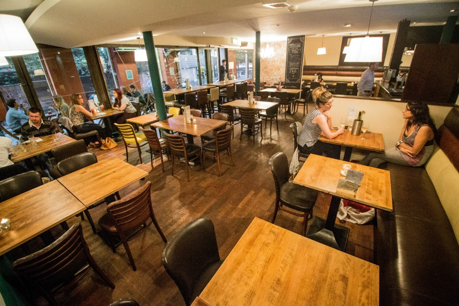 Simple northern quarter manchester bar reviews for Terrace northern quarter