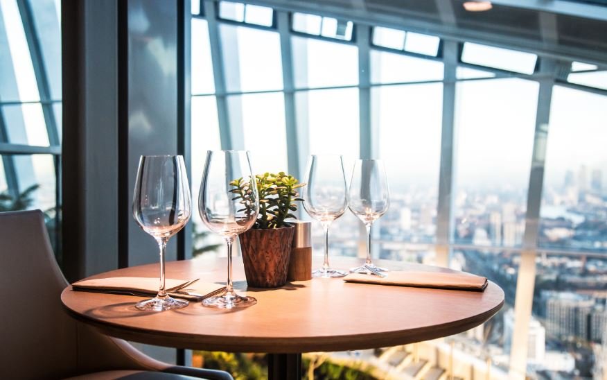 The Sky Garden at 20 Fenchurch Street Monument | London ...