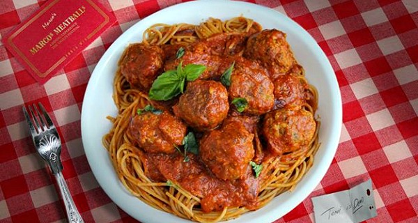 Forza Win: Marco's Meatballs Pop-Up