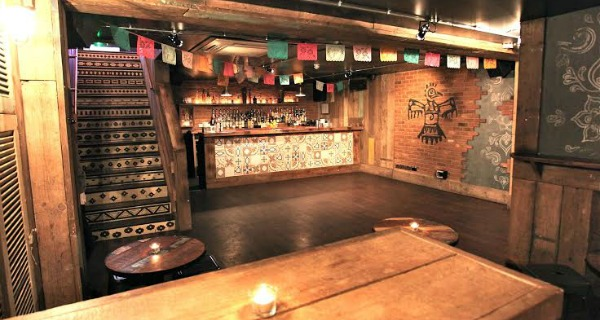 El Patron Review - Venue