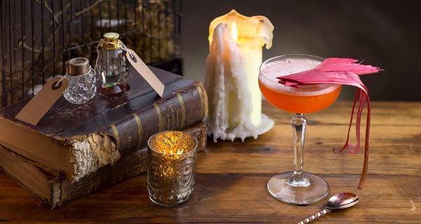 The Refinery Tales of the Unexpected Cocktail