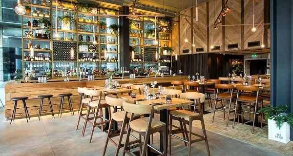 The Refinery Regent S Place Fitzrovia Review Restaurant