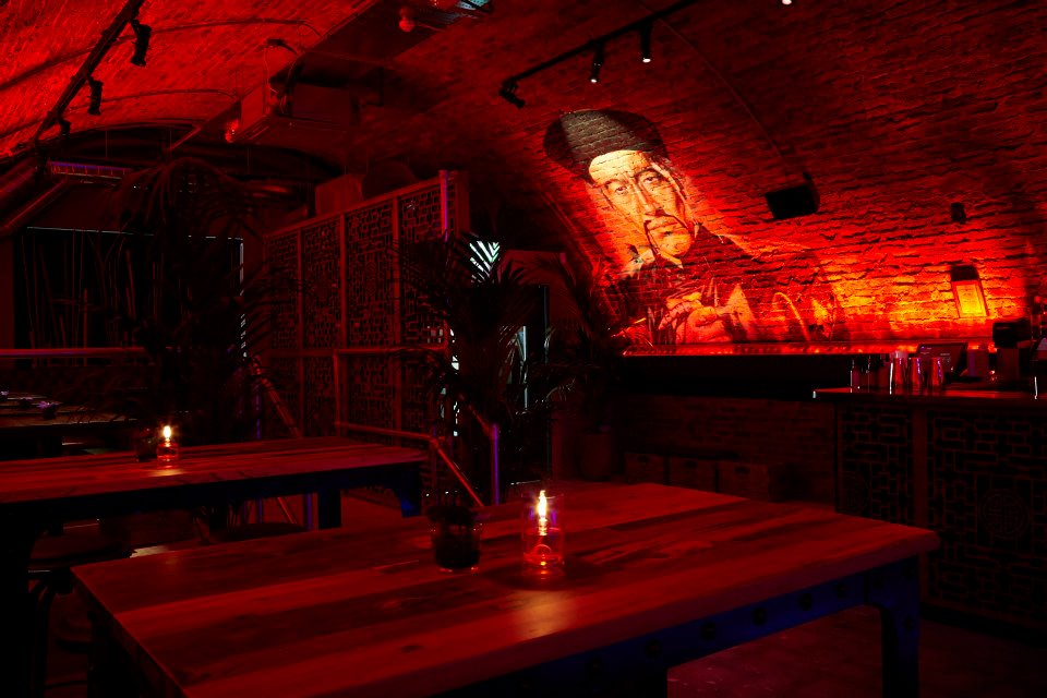 Fu Manchu Restaurant London