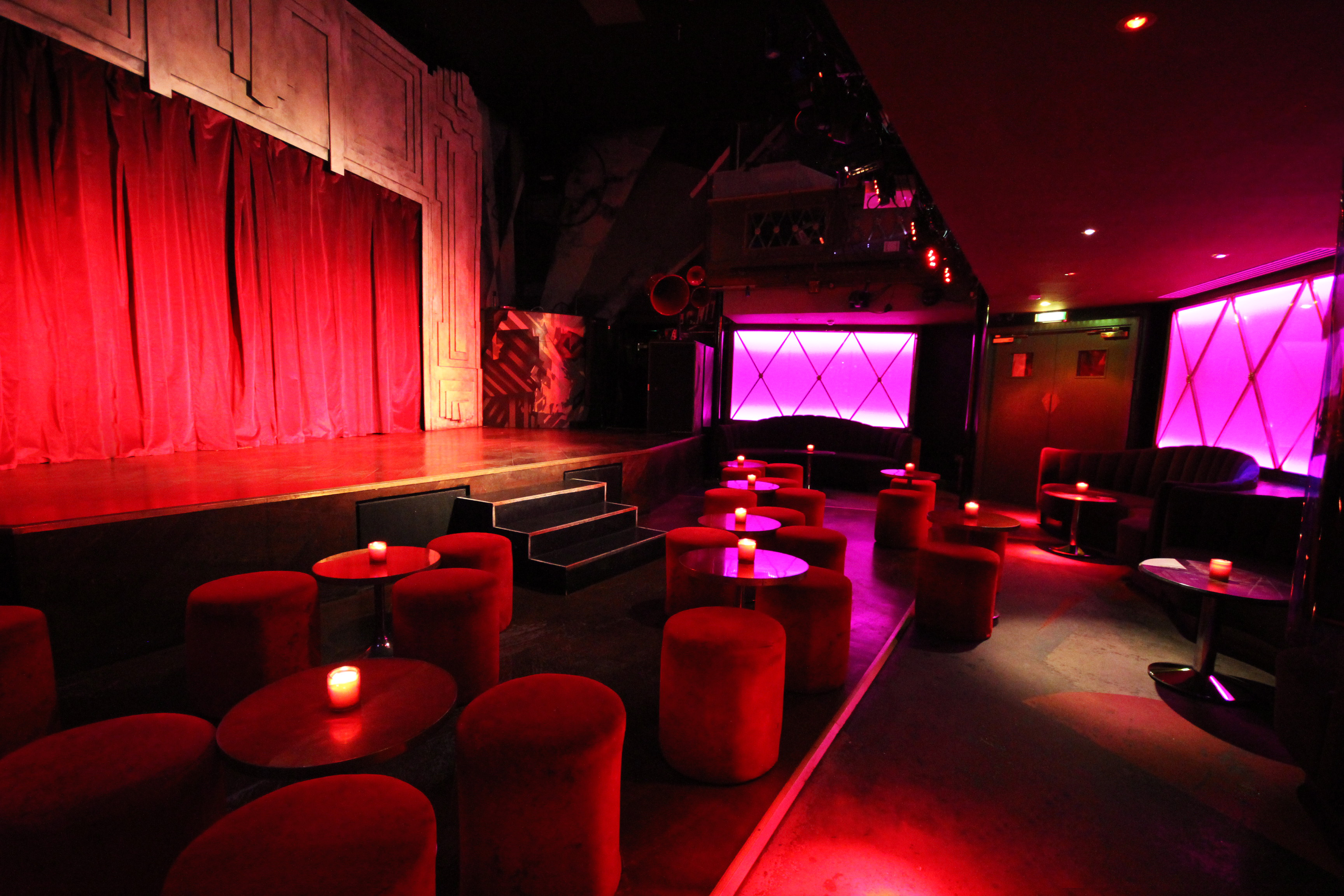 Red Room Strip London