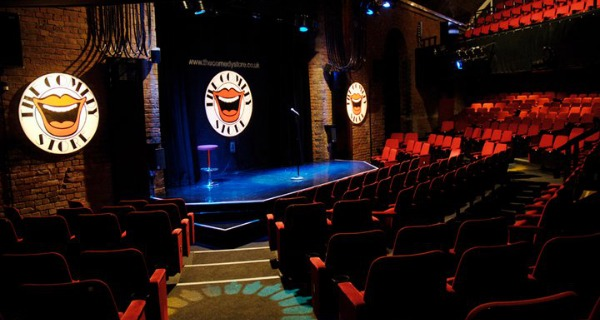 the comedy store manchester review comedy night out
