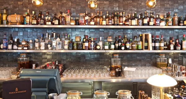 tonic and remedy review london