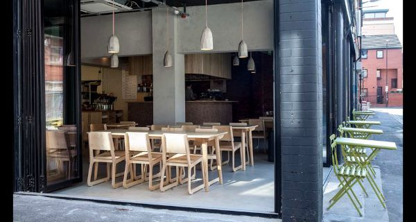 common northern quarter review food