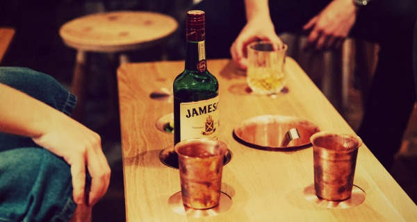 The Jameson Works x Galvin Brothers Whiskey Den Pop-up