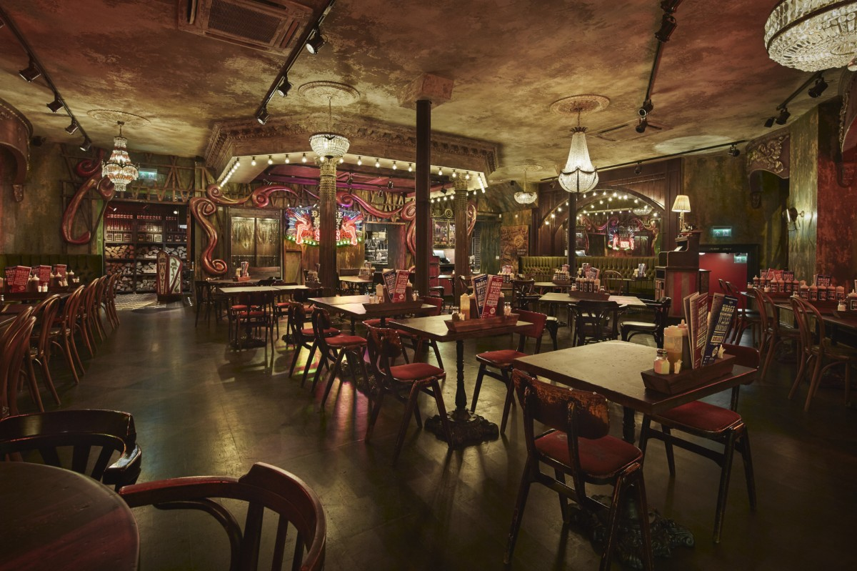 London Barbecue Restaurants Reviews