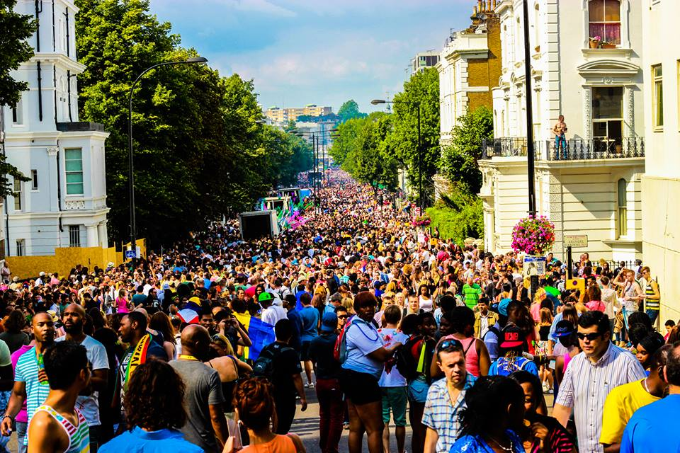 Top Five Tips For Notting Hill Carnival In London