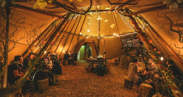 WigWam Rooftop at Queen of Hoxton