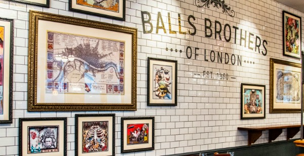 balls brothers review london