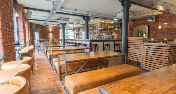 The pen pencil northern quarter review manchester for Terrace nq manchester