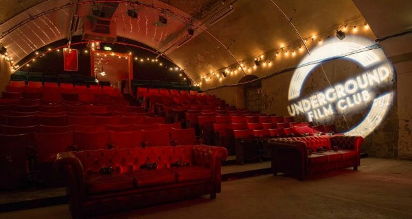 underground film club london quirky cinema