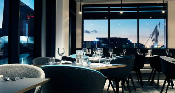 pier eight review manchester restaurant food