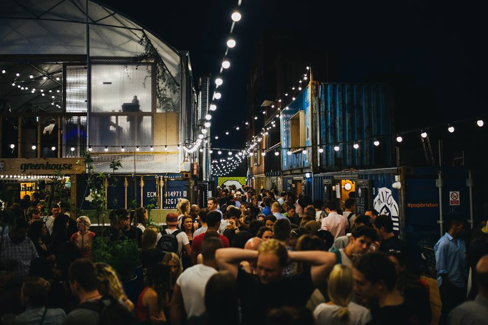 Pop Brixton London Bar Reviews Designmynight