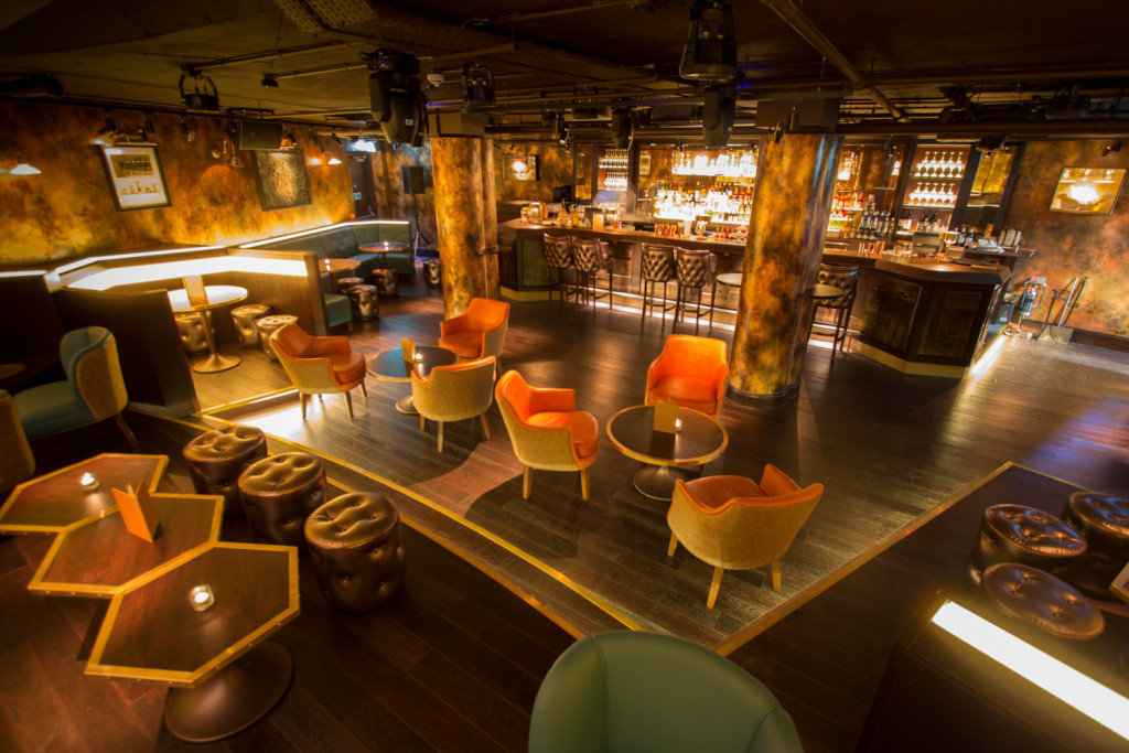 The Soda Room At The Botanist London Bar Reviews