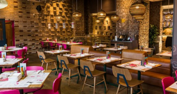 wahaca review manchester food