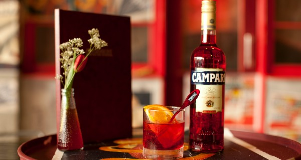 The Negroni Bar Pop Up