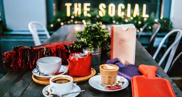 social best brunch in glasgow