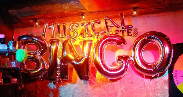 musical bingo under the sea tickets