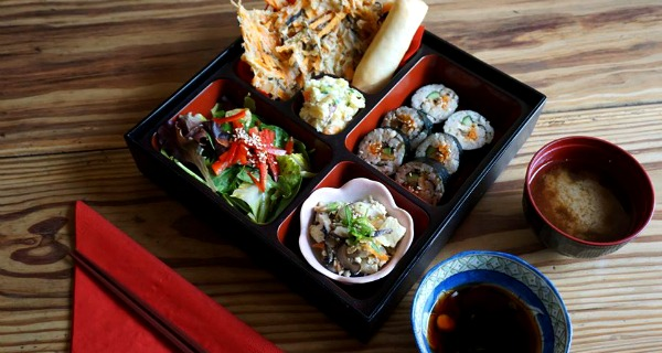 best vegan japanese food london