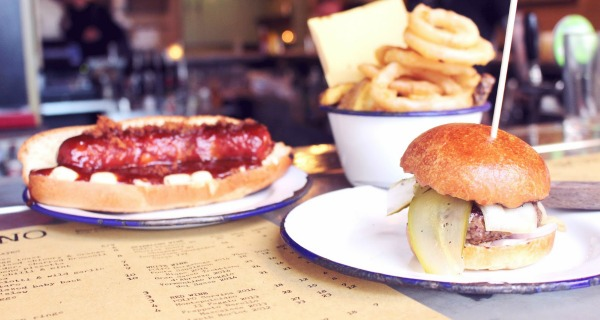 best american burgers in london