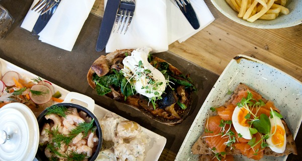 kupp lunch review london