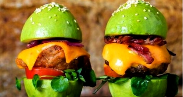 avocado burger where to eat in london