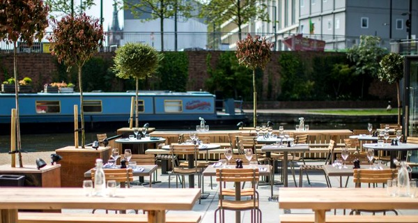 lighterman london restaurant by the river