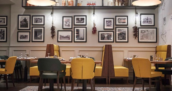 mercante review london restaurant