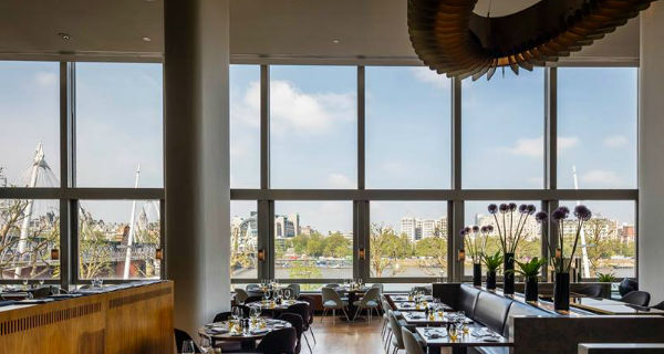 Skylon Restaurant on the Southbank