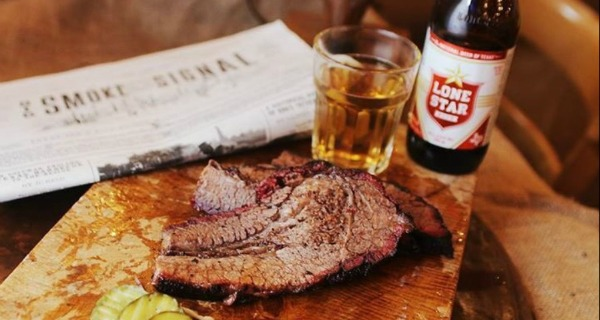 texas food bbq in london