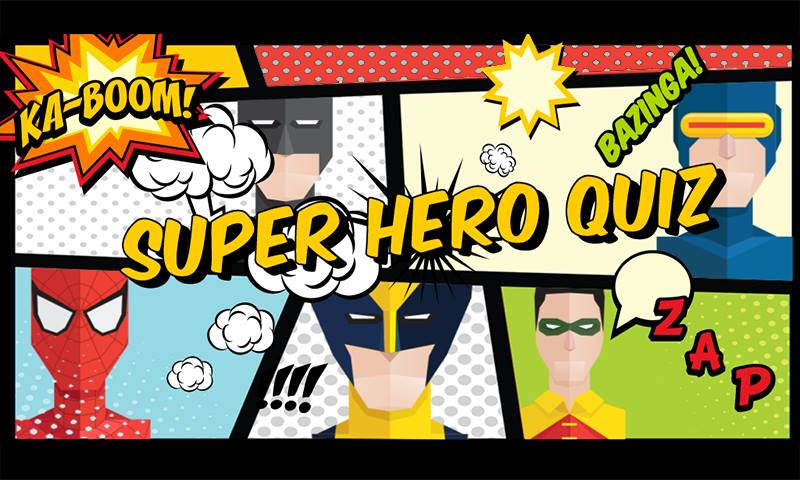 Theme Quiz Superheroes Marvel Dc Beyond on Latest How Do You Write A Song