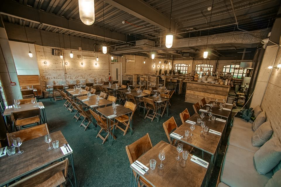 Bermondsey Yard Cafe Review