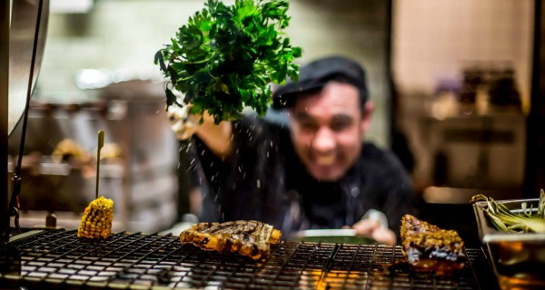 Forge, steak, meat eaters, London