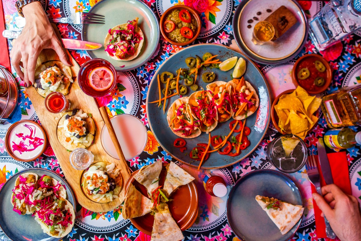 Day Of The Dead Pairing Dinner With Olmeca Altos Soho