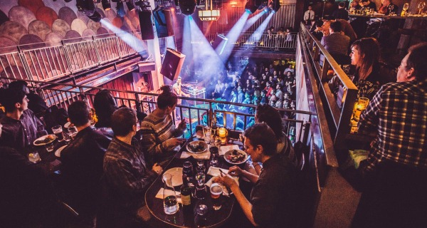jazz cafe review london camden