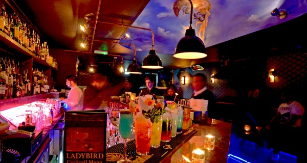 ladybird islington bar review