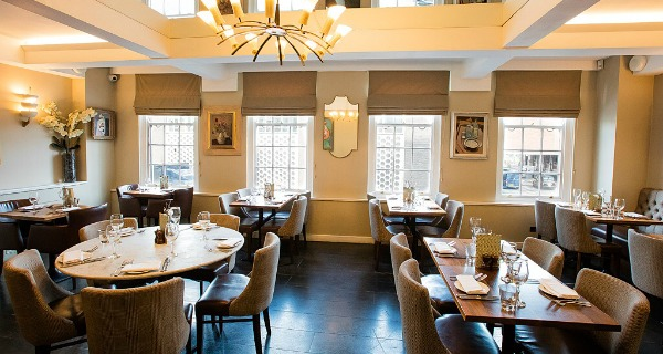 Farringdon Restaurant Review Food