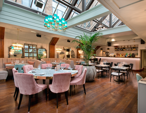 The Living Room Deansgate Manchester Bar Reviews