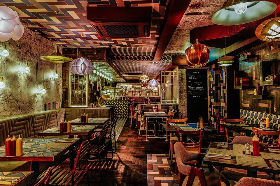 Dirty Bones Kensington London Bar Reviews Designmynight