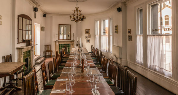 The Stag Private Room Belsize Park