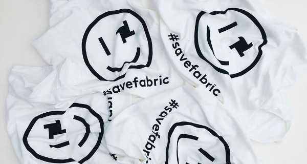 fabric closure london news