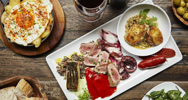 Camino Bankside London Restaurant and Bar Review