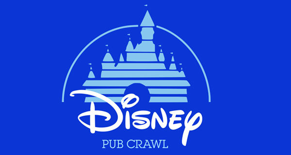Disney themed pub crawl